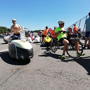 Race in the Park 2019