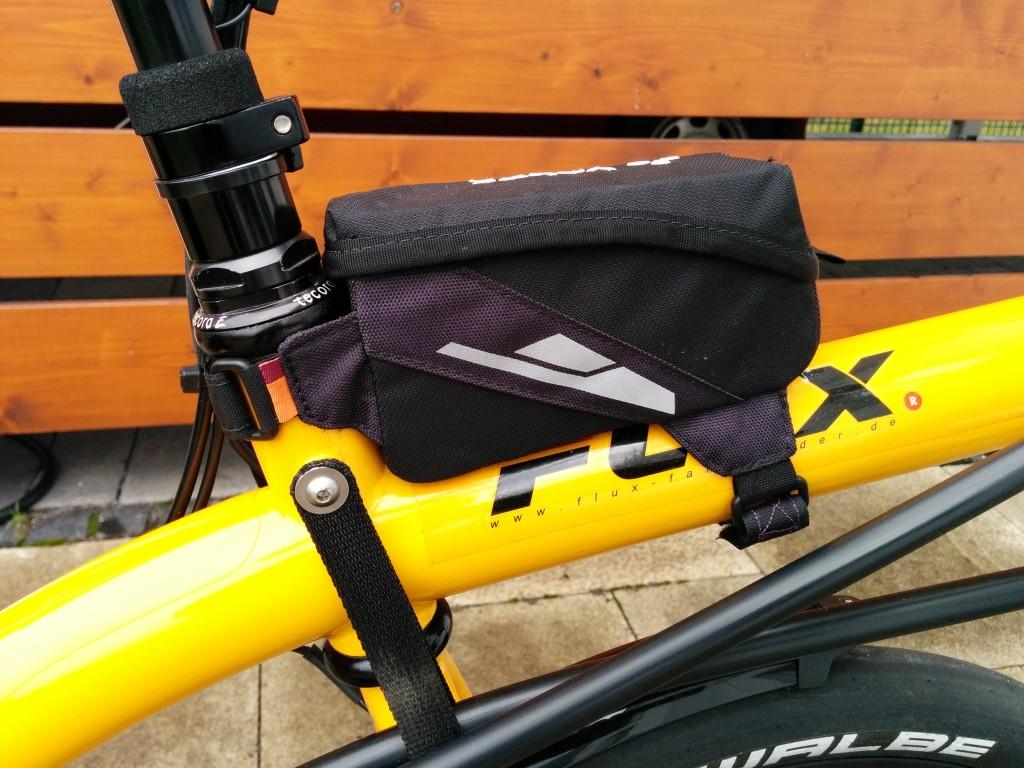 Flux S 900 OL - Rahmentasche | Velomobil-Forum